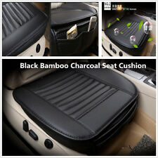Bamboo Charcoal Car Seat Cover Cushion Full Surround Breathable Seat Soft Pad
