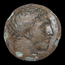 New ListingSicily, Syracuse. Agathokles. 317-289 Bc. Æ Litra, Lion