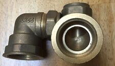 """4 x 22mm  Compression x 1"""" BSP Female Elbow 