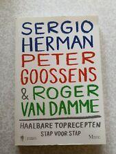 Sergio Herman, Peter Goossens & Roger Van Damme ...2011..GASTRONOMY