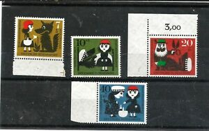Germany 1960 Red Riding Hood/Fairy Tales/Wolf/Animals