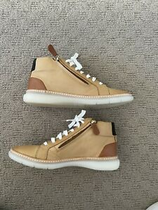 Eos Iconic Ankle Boot/sneaker Tan 38/7