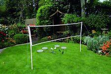 Brand New 4 X Titanium Badminton Rackets with Bag (4 Player Set) **SUMMER TIME**