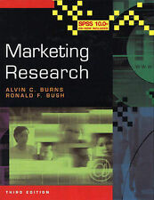 Marketing Research with SPSS 10 CD, Bush, Ronald F.,Burns, Alvin C., Very Good B