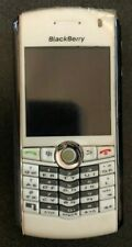 BlackBerry Pearl 8100 White Cell Phone UNLOCKED Fast Shipping Excellent Used