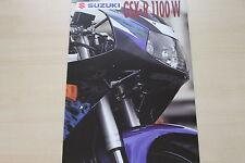 166547) SUZUKI GSX R 1100 W PROSPEKT 09/1995