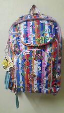 New Harajuku Lovers Tokidoki  Shoulder Large backpack Canvas bag Travel