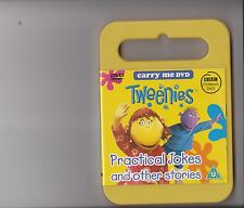 TWEENIES PRACTICAL JOKES AND OTHER STORIES CARRY ME DVD KIDS 4 EPISODES