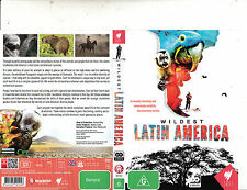 Wildest Latin America-2013-Documentary Series-[2 Disc]-Wildlife-DVD