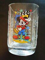 McDonald's Walt Disney World Celebration 2000 Glass Mickey Mouse