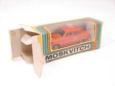 Moskvitch Moskwitsch 403 orange red, Radon Novoexport UdSSR USSR CCCP 1:43 boxed