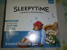 Celestial Seasonings Herbal Tea, Sleepytime Extra, 40 Count