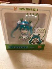 Nendoroid Yuki Miku Snow Bell ver. Figure WF2015 Good Smile Company Japan