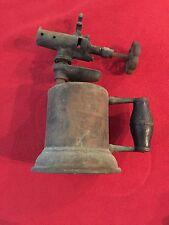 Vintage / Antique Gas Kerosene Blow Torch