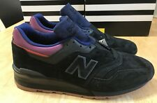 NEW MEN'S NEW BALANCE M997CSS BLACK SIZE 5 MADE IN THE USA $230