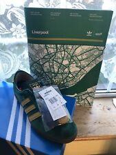 Adidas Liverpool Trainers City Edition UK 6