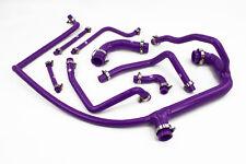 Stoney Racing Land Rover Defender 300TDI Silicone Coolant Hose Kit 90/110 Purple