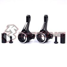 3Racing M07-03 Aluminum Front Steering Knuckle Set For Tamiya RC M-07 Chassis