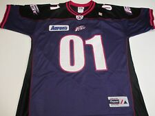 Detroit Fury #01 Vtg Majestic Arena Football League New In Bag Large Jersey