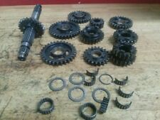 1976 Can-Am Can Am Bombardier MX2 125 transmission gear shaft