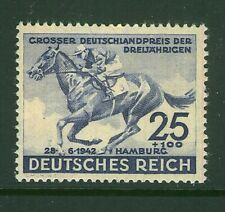 Germany 1942 SG804 Derby Horse MNH Unmount Mint