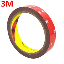 3 Meters Tape 20mm Double Sided Sticker Acrylic Foam Adhesive Car Interior Tape