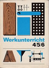 Factory teaching classes 4-5-6, GDR textbook publisher people and know Berlin 1973