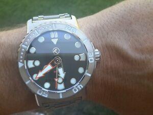 H2O Helberg Kalmar 2 OT 8000m Special Edition Titanium Grade 5 Divers Watch