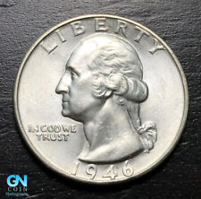 1946 P Washington Quarter  --  MAKE US AN OFFER!  #B7043