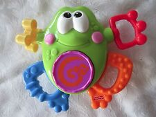 Fisher-Price Go Baby Go! Silly Sounds Frog W4121-Disc Fisher Price