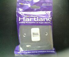 HAMILTON HARTLAND CFX BRIGHT POLISH CHROME MASTER TELEPHONE SOCKET 73TCMW *NEW*