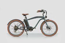 Bicicletta elettrica nuova uomo pedalata assistita pulsante accellerazione