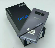 SAMSUNG GALAXY NOTE 8 N950U 64GB ORIGINAL LIBRE ORCHID GRAY - NUEVO OTRO