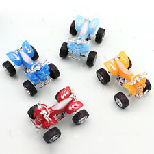 1PC Beach Motorcycle Toy Pull Back Diecast Motorcycle Early Model Toy Collection