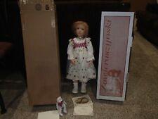Zawieruszynski Anetka Doll  w/ COA, box & original shipper . NEVER OPENED 21/150