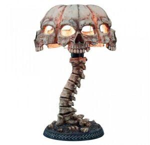 Nemesis Now - SKULLS SKELETAL GOTHIC TABLE LAMP - Atrocity