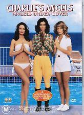 VERY GOO DVD, CHARLIE'S ANGELS, ANGELS UNDER COVER, FARRAH FAWCETT,KATE JACKSON