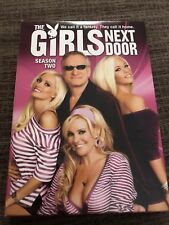 The Girls Next Door - Season Two 2 - DVD, 2009, 3-Disc Set - Hugh Hefner Holly