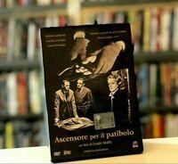 ASCENSORE PER IL PATIBOLO (1958) DVD COME NUOVO Louis Malle Jeanne Moreau