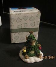 Fitz & Floyd charming tails oh Mackenzie Tree Figurine