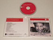 ELLA FITZGERALD/JAZZCLUB LEGENDS(UNIVERSAL 06024 9835513) CD ÁLBUM