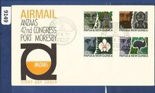 Cover Pacific Stamps