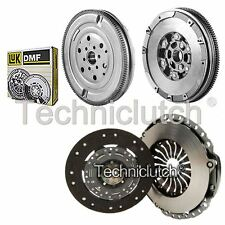 2 PART CLUTCH KIT AND LUK DMF FOR OPEL ASTRA H SPORT HATCH HATCHBACK 2.0 TURBO