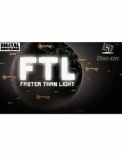 FTL Faster Than Light Steam Key PC game download code new global [Lightning Shipping]