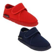 b45413d3b317b9 NANGA Kinder Hausschuhe mit Klettverschluss Mädchen Jungen Schuhe  Kinderschuhe