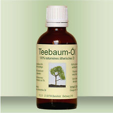 Teebaum Öl Teebaumöl, 100 ml, 100% naturreines ätherisches Öl (Australien)