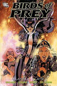 Birds of Prey: Platinum Flats TP - DC Comics Graphic Novel - Tony Bedard - NEW