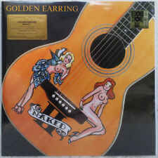 GOLDEN EARRING NAKED II RSD 2018 Coloured Red Vinyl LP NEW!