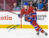 NICK SUZUKI SIGNED AUTOGRAPH MONTREAL CANADIENS 8X10 PHOTO EXACT PROOF #3