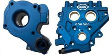 S&S Cycle TC3 Cam Support Plate & Oil Pump Kit for Harley Twin Cam 07-17